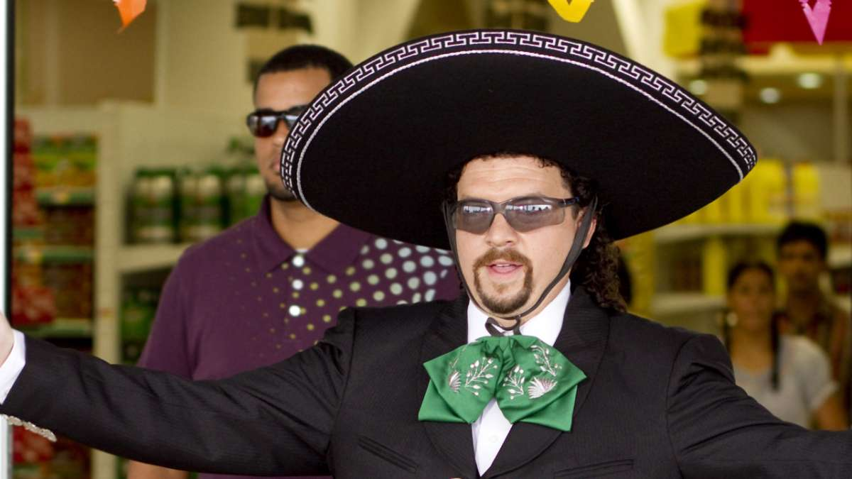 Kenny Powers sombrero